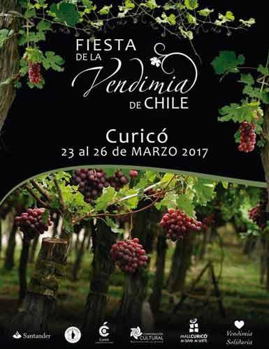 Fiesta De La Vendimia Curico 2017